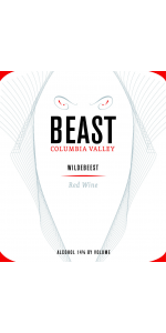 Buty Wildebeest Red Blend 2011