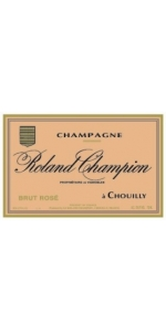 Roland Champion Champagne Brut Rose Grand Cru NV