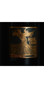 Hook or Crook Cellars Pinot Noir 2015