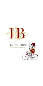 Pomerols H.B. Languedoc Red Blend 2015