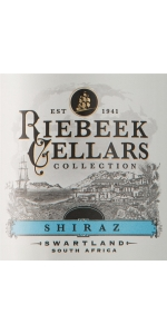 Riebeek Cellars Shiraz 2013