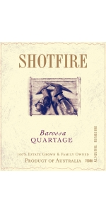 Thorn Clarke Shotfire Quartage 2013