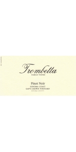 Trombetta Gaps Crown Pinot Noir 2011