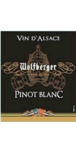 Wolfberger Alsace Pinot Blanc 2018