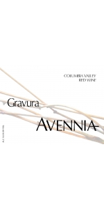 Avennia Gravura Red Blend 2016 (half bottle)