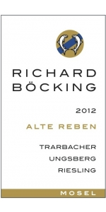 Richard Bocking Alte Reben Ungsberg Riesling 2014