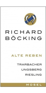 Richard Bocking Alte Reben Burgberg Riesling 2014