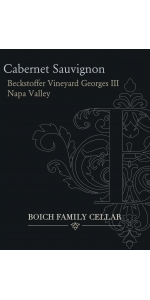 Boich Wall Road Vineyard Cabernet Sauvignon 2015