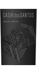 Casir dos Santos Gran Corte Red Blend 2015