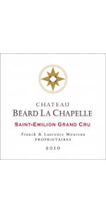 Chateau Beard La Chapelle Saint Emilion Grand Cru 2012