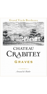 Chateau Crabitey Graves Rouge 2018