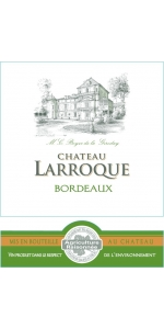 Larroque Bordeaux Blanc 2018