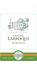 Larroque Bordeaux Blanc 2020