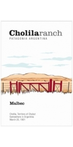Cholila Ranch Malbec 2019