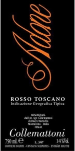 Collemattoni Adone Rosso Toscano IGT 2018