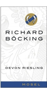 Richard Bocking Devon Riesling 2014