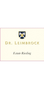Dr. Leimbrock Estate Riesling 2015