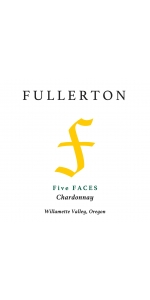 Fullerton Five Faces Chardonnay 2017