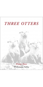 Fullerton Three Otters Pinot Noir 2017
