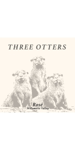Fullerton Three Otters Rose 2018