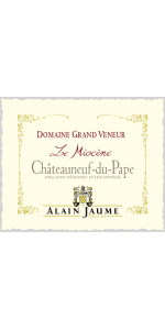 Grand Veneur Chateauneuf du Pape Rouge Le Miocene 2017 (half-bottle)