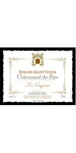 Grand Veneur Chateauneuf-du-Pape Rouge Les Origines 2017