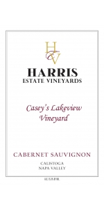 Harris Estate Caseys Lakeview Cabernet Sauvignon 2013