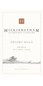 Hickinbotham Brooks Road Shiraz 2017