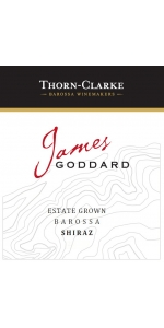 James Goddard Shiraz 2018
