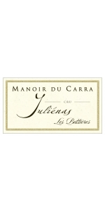 Manoir du Carra Beaujolais Cru Julienas Les Bottieres 2018