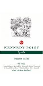 Kennedy Point Syrah 2014