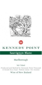 Kennedy Point Sauvignon Blanc 2018