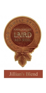 Laird Jillians Red Blend 2014