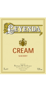 Leyenda Cream NV