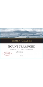 Thorn Clarke Mt. Crawford Riesling 2018