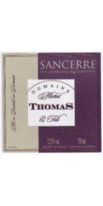 Thomas Sancerre Blanc 2016 (half bottle)