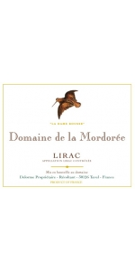 Mordoree Lirac Rouge Dame Rousse 2018