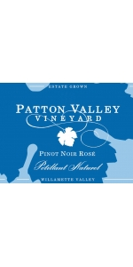 Patton Valley Petillant Naturel Rose 2019