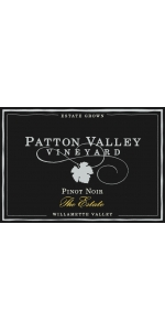 Patton Valley Estate Pinot Noir 2017