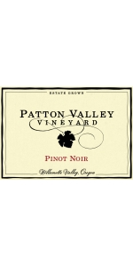 Patton Valley Willamette Valley Pinot Noir 2017