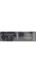 Patton Valley Petillant Naturel Riesling 2019