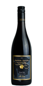 Patton Valley Estate Pinot Noir 2014