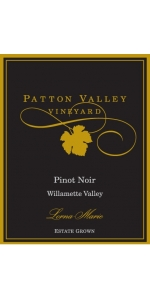 Patton Valley Lorna Marie Pinot Noir 2012