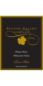 Patton Valley Lorna Marie Pinot Noir 2011