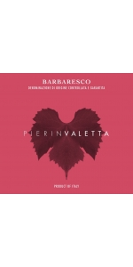 Pierinvaletta Barbaresco 2016