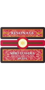 Resonata Nero d'Avola 2017