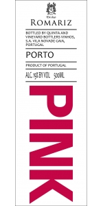 Romariz Pink Port (500ml)