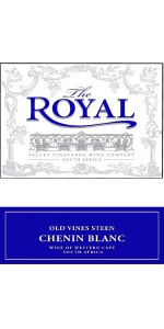 Royal Chenin Blanc Old Vines Steen 2020