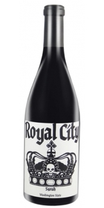 K Vintners Syrah Royal City 2016
