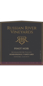 Russian River Pinot Noir Horseridge 2016